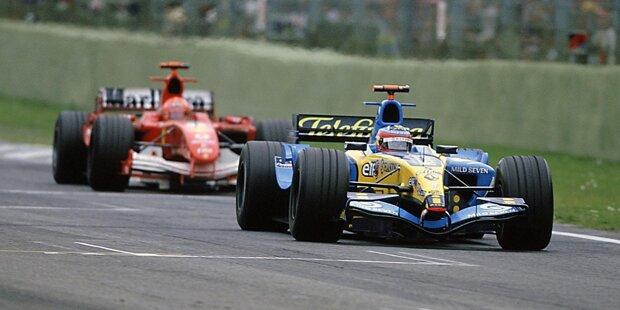 Zwei WM-Titel und 30 Grand-Prix-Siege hat Fernando Alonso errungen, dazu in der Formel 1 geschätzte 150 Millionen Euro verdient - aber angefangen hat alles im Go-Kart, hier im Alter von zarten neun Jahren.