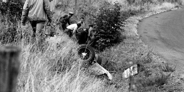 Der Große Preis von Deutschland ist bedeutend älter als die Formel 1. Bereits im Jahr 1926 wird er zum ersten Mal auf der Berliner Avus ausgetragen. Im nächsten Jahr zieht das Rennen auf den neuen Nürburgring um. 1931 gelingt Rudolf Caracciola dort auf Mercedes bereits sein dritter Sieg beim Großen Preis von Deutschland.
