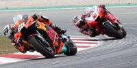 MotoGP: Grand Prix von Katalonien (Barcelona) 2021