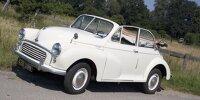 Morris Minor: Kleiner Wagen, großes Werk