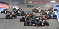 F1: Grand Prix von Frankreich (Le Castellet) 2021