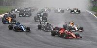 F1: Grand Prix der Türkei (Istanbul) 2021