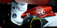 Alfa Romeo/Sauber-Präsentation