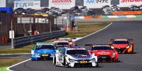 DTM-Showrun in Japan