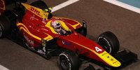 Formel-2-Testfahrten in Abu Dhabi