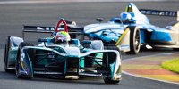 Formel-E-Testfahrten in Valencia