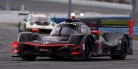 IMSA-Testfahrten in Daytona