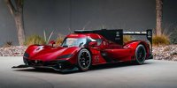 Designpräsentation Mazda-Joest RT24-P