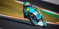 Moto3 in Valencia