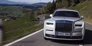 Fotos: Rolls-Royce Phantom 2018