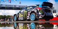 Rallycross-WM in Loheac