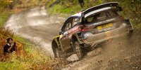 WRC: Rallye Großbritannien