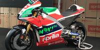 Aprilia präsentiert die MotoGP-Maschine für 2018