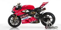 Ducati präsentiert die WSBK-Panigale für 2018