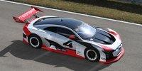 Präsentation des Audi e-tron Vision Gran Turismo