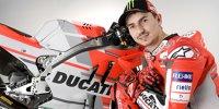 Ducati zeigt die Farben für die MotoGP-Saison 2018
