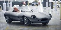 Nach 62 Jahren: Jaguar baut wieder den legendären D-Type