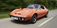 50 Jahre Opel GT