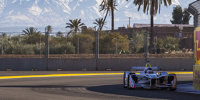 Formel E in Marrakesch