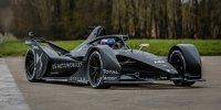 Roll-out des neuen Formel-E-Autos