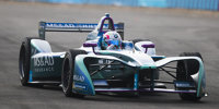 Formel-E-Rookietest in Marrakesch