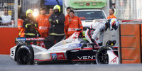 Formel E in Santiago