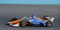IndyCar-Test in Phoenix 2018