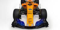 Präsentation McLaren MCL33