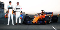 Roll-out McLaren MCL33