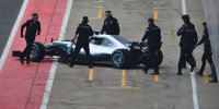 Roll-out Mercedes F1 W09 EQ Power+