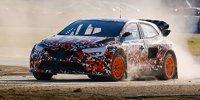 Vorstellung Prodrive Renault Megane für die WRX 2018