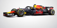 Offizielle Lackierung Red Bull RB14
