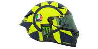 Valentino Rossi: Das neue Helmdesign für 2018
