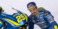 MotoGP: Teampräsentation Suzuki