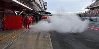 Formel-1-Wintertests in Barcelona (II)