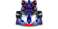 Präsentation Toro Rosso STR13