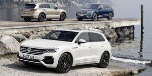 Austattungsvarianten Volkswagen Touareg 2018
