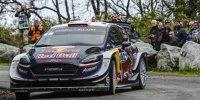 WRC: Rallye Frankreich 2018