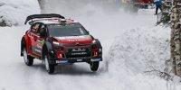 WRC: Rallye Schweden 2018