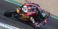 Superbike-WM-Test in Jerez