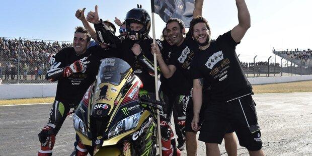 Jonathan Rea schreibt die Rekordbücher der Superbike-WM neu. Sechsmal hintereinander wird er Weltmeister. Doch bis zum großen Erfolg war es ein steiniger Weg ...