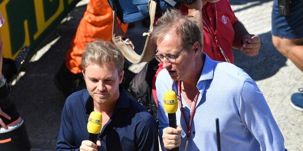 Im deutschsprachigen Raum sind die aktuellen TV-Experten sehr bekannt. Für das 'ORF' in Österreich analysiert Alex Wurz (69 GPs) die Geschehnisse. Hier ist der zweimalige Le-Mans-Sieger, der keinen aktiven Motorsport mehr betreibt, im Gespräch mit Toro-Rosso-Pilot Brendon Hartley.