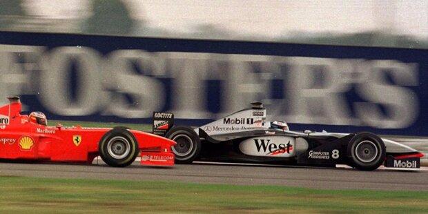 Vor allem in Deutschland ist Mika Häkkinen als großer Rivale von Michael Schumacher bekannt. Doch ehe die beiden um die WM kämpften und der Finne zwei Titel holte, musste er in seiner Karriere viel Geduld aufbringen. Und einige Rückschläge überstehen.