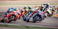 Das MotoGP-Fahrerfeld 2017