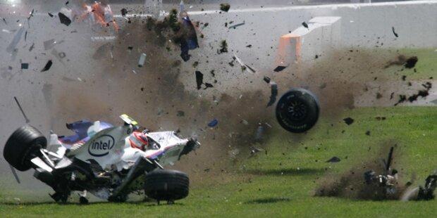 1985 hieß der erste Sieger in Adelaide Keke Rosberg in einem Williams. Auch im letzten Rennen