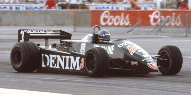 Michele Alboreto wurde am 23. Dezember 1956 als Sohn eines italienischen Vaters und einer Mutter aus Libyen in Mailand geboren. Im Alter von 24 Jahren gewann der die Formel-3-EM und wechselte anschließend in die Formel 1.