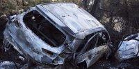 Feuer-Unfall bei der Rallye Portugal