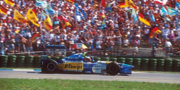 Hockenheim trägt 2016 die 62. Auflage des Grand Prix von Deutschland im Rahmen der Formel-1-WM aus. 1950, 1955, 1960, 2007 und zuletzt 2015 fand kein Grand Prix von Deutschland statt.