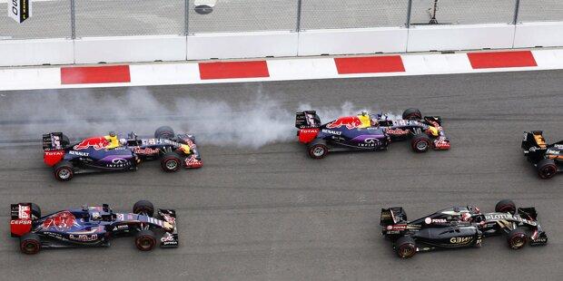 Es ist der dritte Russland-Grand-Prix. Die Rennen 2014 und 2015 wurden beide von Lewis Hamilton gewonnen. 2014 gewann er von Pole, 2015 von Rang zwei, weil Teamkollege Nico Rosberg die Pole-Position innehatte.
