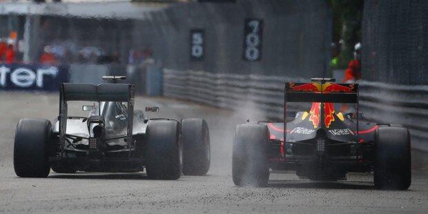 """Der Bann ist gebrochen: Lewis Hamilton gewinnt nach acht sieglosen Rennen wieder einen Grand Prix, seinen ersten in Monaco seit 2008. Daniel Ricciardo fühlt sich """"gefickt"""", weil ihm Red Bull den zweiten Sieg hintereinander kostet. Und Sergio Perez strahlt: """"Ich wusste, dass Monaco im Regen eine Gelegenheit ist, mein Talent zu zeigen."""""""